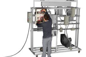 Industrial Wiring Training System (Model 46102)