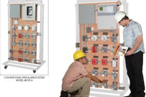 Fire Alarms Training System (Models 46103-A, 46103-B)