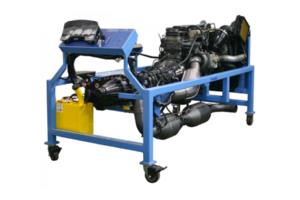 Custom Light Diesel Engine Bench