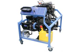 2009-2011 Volkswagen TDI 2.0L Diesel Engine Bench